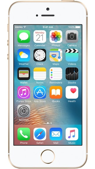 Apple iPhone SE 16 GB (Gold)