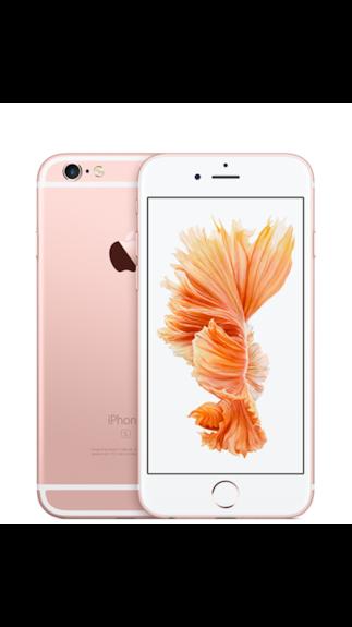 Apple iPhone 6S 64 GB (Rose Gold)