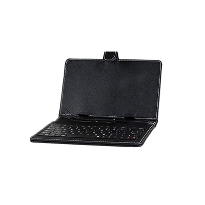 Callmate Case With Stand For All 10 Inches Tablet (Black)