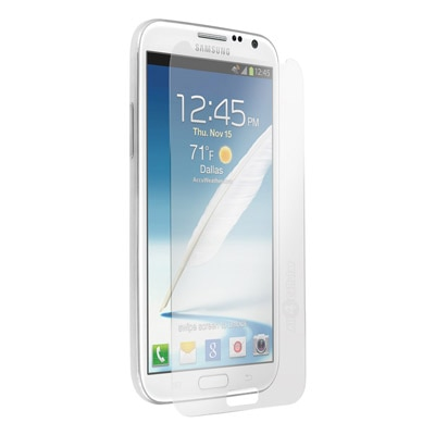 ClickAway Tempered Screen Protector For Samsung Galaxy Note 2