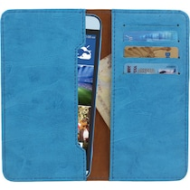 D.rD Pouch For Micromax Canvas Turbo A250 (Blue)