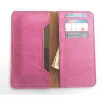 D.rD Pouch For Micromax Canvas Turbo A250 (Pink)