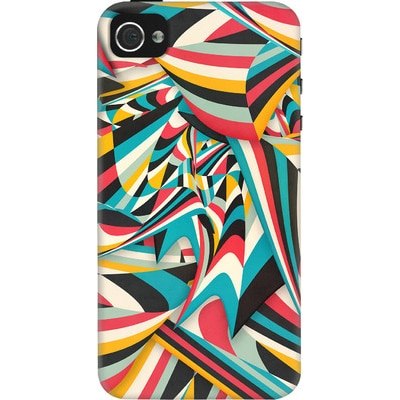 DailyObjects Back Cover For Apple IPhone 4/4S (Multi Color) - 7107249