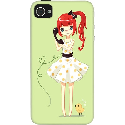 DailyObjects Back Cover For Apple IPhone 4/4S (Multi Color) - 7103533