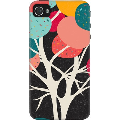DailyObjects Back Cover For Apple IPhone 4/4S (Multi Color)