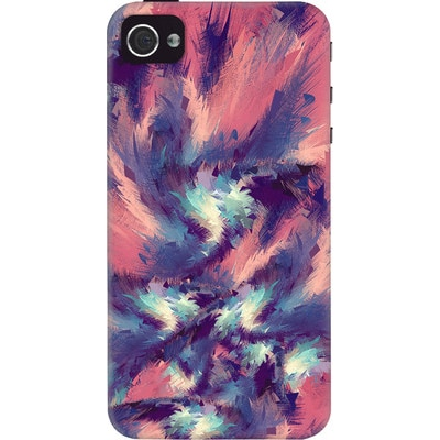 DailyObjects Back Cover For Apple IPhone 4/4S (Multi Color) - 7107213