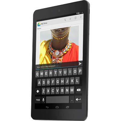 Dell Venue 8 Cellular 16 GB Tablet (Black)