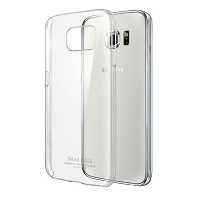 Generic Back Cover For Samsung Galaxy S6 (Transparent)