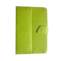 Gget Flip Cover For HCL ME Tablet Connect 2G (V1) (Green)