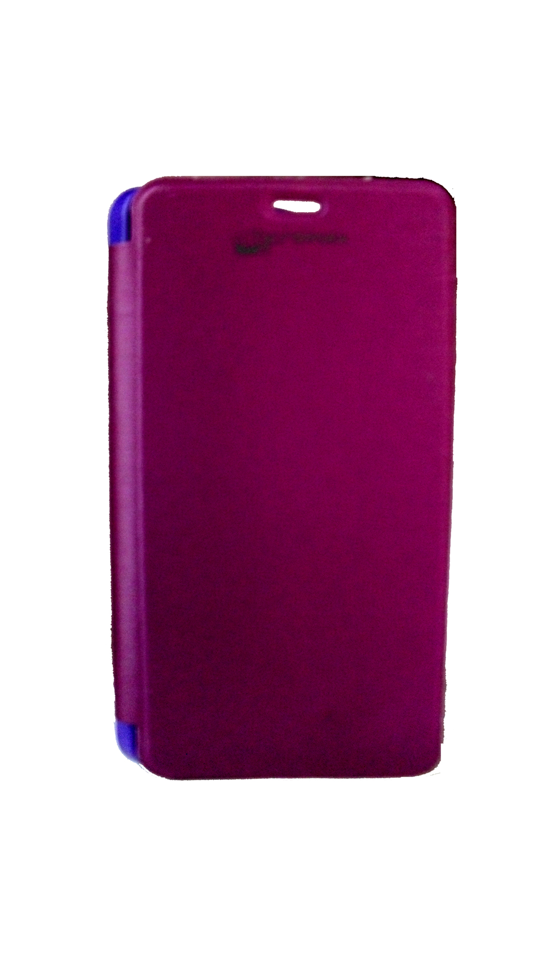 HNY`s Flip Cover For Micromax A67 Bolt  Purple  available at Paytm for Rs.215