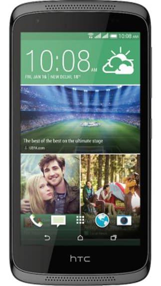 HTC 526G Plus 8 GB (Black)