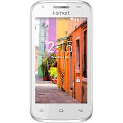 I-Smart Is 402 Gravity X2 GSM Mobile Phone (White)