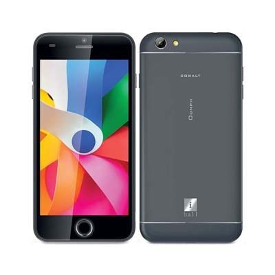 IBall Andi Cobalt Oomph Upgradable To Android V5.0 Lollipop (Grey)