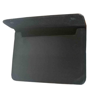 J & A Tablet Pouch For Vox 3G 7Inch V102 Dual Sim Calling Tablet (Black)