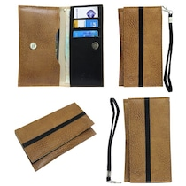 Jo Jo A5 S Series Leather Pouch For Byond B66 (Brown)