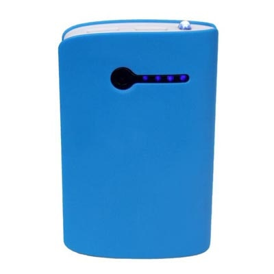 Lapguard LG025M26-HIZ 7800 MAh Power Bank For Pinig Girls (7 Inch/ WiFi/ 3G Via Dongle) (Blue)