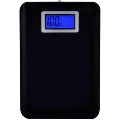 Lapguard LG008M26-IIF 10400 MAh Power Bank For LG G3 (3 GB RAM/ 32 GB) D855 (Black)