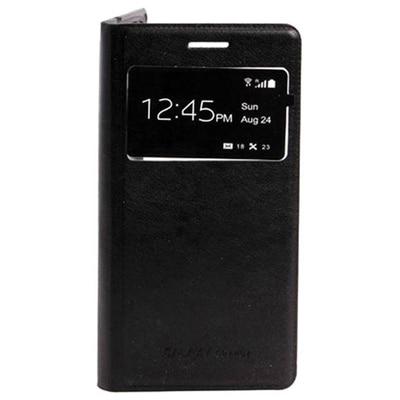 Mhub Flip Cover For Samsung Grand 2 (Black)