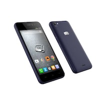 Micromax Canvas Pep Q371 Smartphone (Blue)