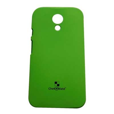 Motorola Back Cover For Motorola Moto G 2nd Gen Xt1068 (Green)