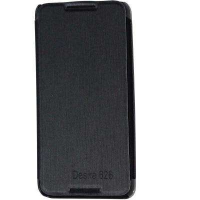 OSR Flip Cover For HTC Desire 626 (Black)