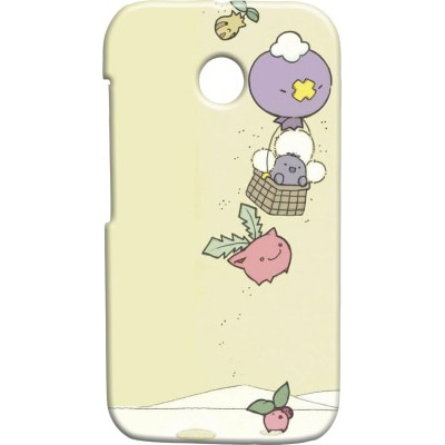 Pickpattern Back Cover For Motorola Moto E XT1021  Motorola Moto E Dual Sim XT1022 (Multi Color)