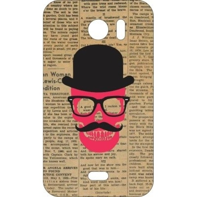 Printland Back Cover For Micromax 110 (Multi Color)