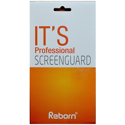 REBORN Clear Screen Guard For Micromax Canvas2 A110