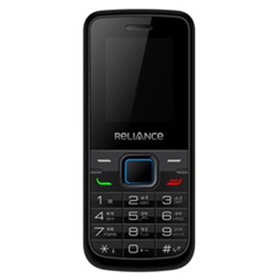 Reliance ZTE S194 (Black)