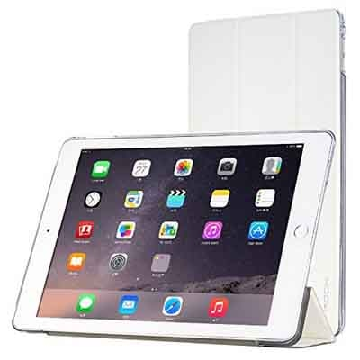 Rock Book Cover For Apple IPad Air 2 (White)