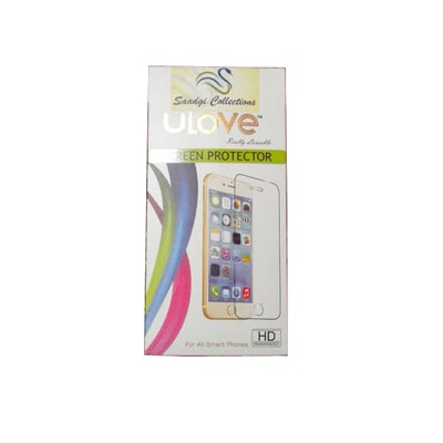Saadgi Collections Scratch Less Screen Guard For Micromax Canvas A110 (Pack Of 1)