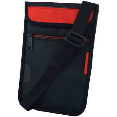Saco Pouch For Swipe 3D Life Tab X74 3D (Red & Black)