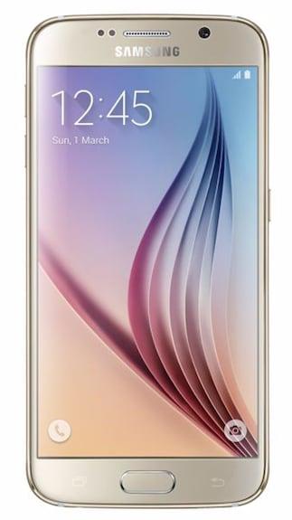 Samsung Galaxy S6 32 GB (Gold Platinum)