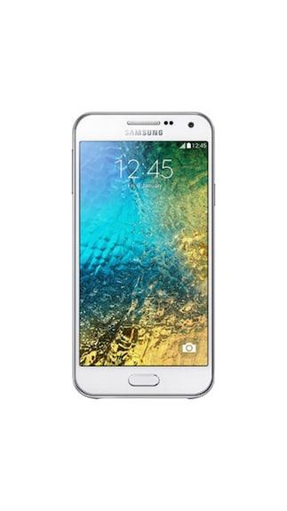 Samsung Galaxy E5 (White)