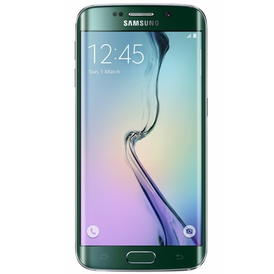 Samsung Galaxy S6 Edge 32 GB (Green Emerald)