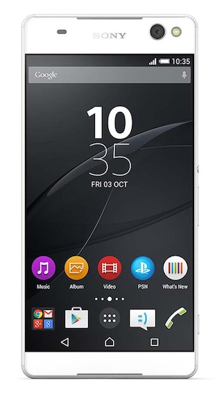 Sony Xperia C5 Ultra Dual 16 GB (White)