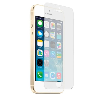 ClickAway Tempered Screen Protector For Apple IPhone 5S