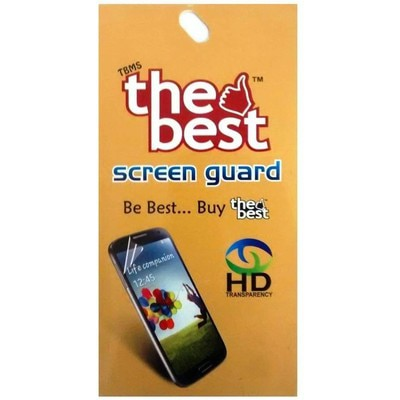 The Best TBC159 Clear Screen Guard For Micromax A-110