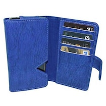 TOTTA Flip Cover For Nokia 808 PureView (Blue)