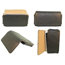 TOTTA PU Leather Hand Pouch For Celkon A119Q Signature HD (Black)