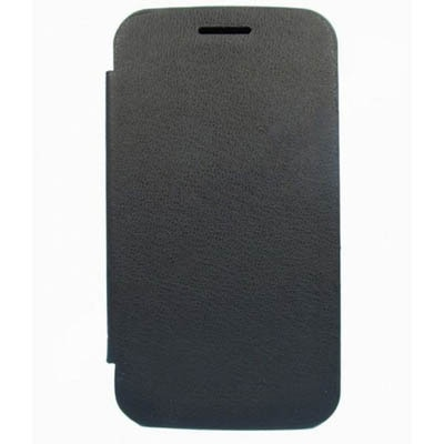 ClickAway Cover Flip Cover For Samsung Galaxy Core (Black)