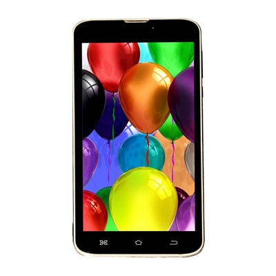 U- Touch Xtreme Smart Phablet (Black & White)