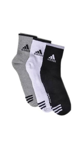 Adidas Assorted Socks (Pack Of 3)
