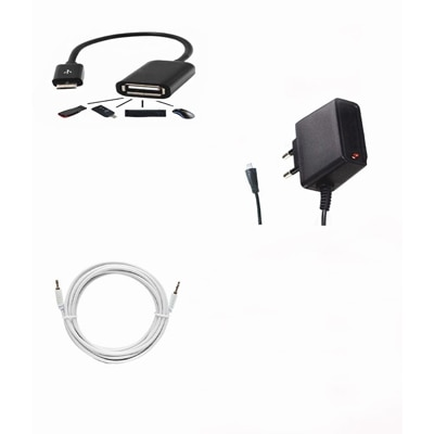 Mxl 3 In 1 Mobile Accessories Combo For Nokia Lumia 620