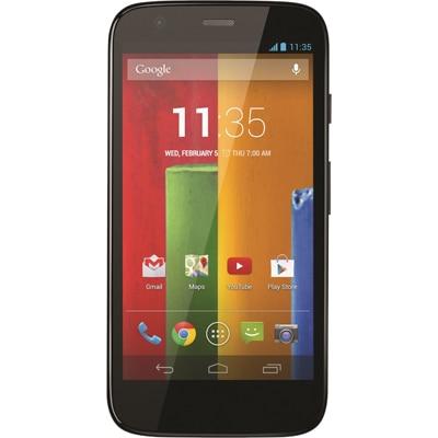 Motorola Moto G XT1033 Dual SIM (Black)
