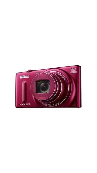 Nikon Coolpix S9600 Camera + Rs.2327 Cashback Rs. 11635