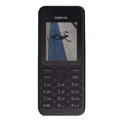 Nokia 130 Black Dual Sim Phone