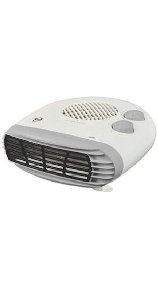 Orpat OEH - 1260 Fan Room Heater (White)