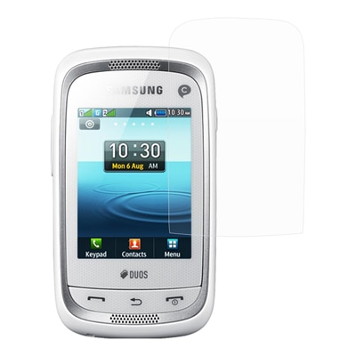 Ostriva UltraClear Screen Protector For Samsung Champ Neo Duos C3262