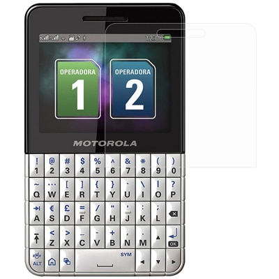 Ostriva UltraClear Screen Protector For Motorola EX119
